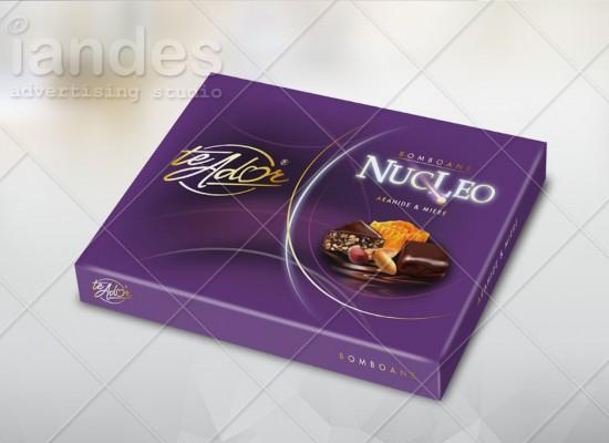 Шоколадные конфеты Nucleo