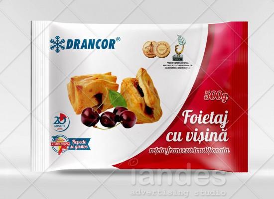Слоенная выпечка Drancor