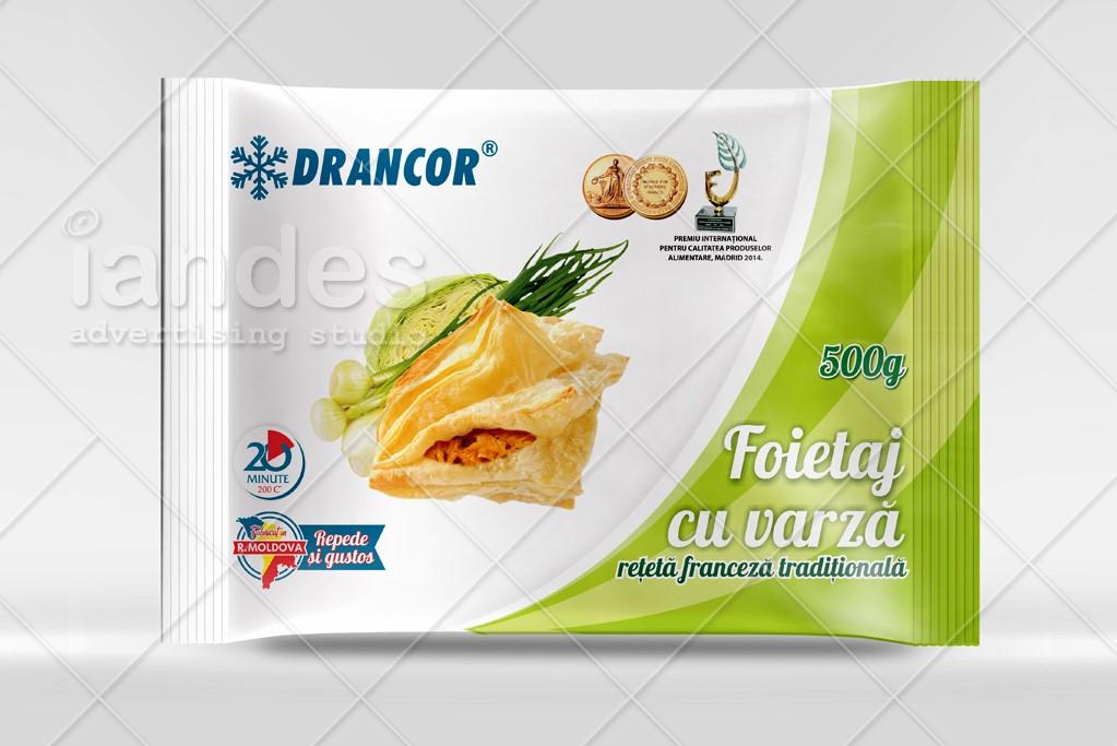 Упаковка для выпечки Drancor