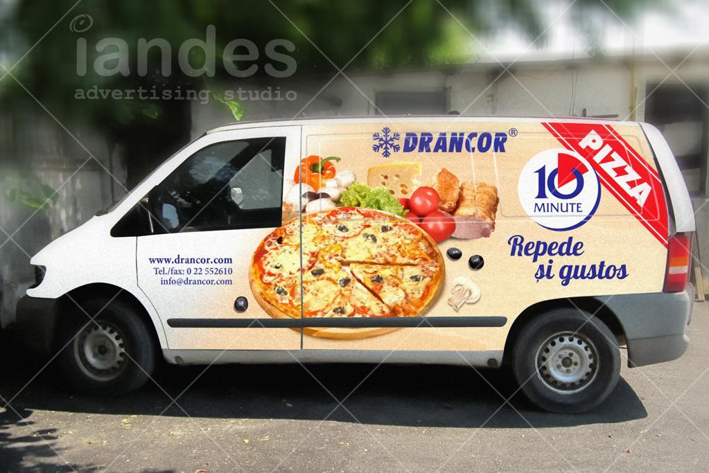 Pizza Drancor dizain-i-oformlenie2015